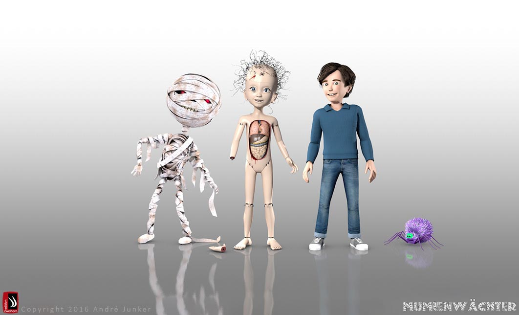 Character Design Process Pdf : Portfolio andre junker freelance illustrator d artist